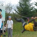 Intervention éducative et thérapeutique par la nature et l'aventure